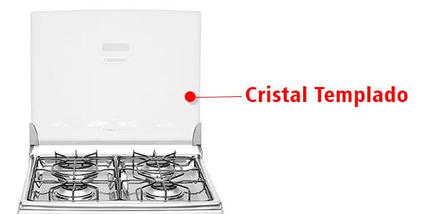 Estufa de piso mabe 20 gas natural electrojaponesa - Quitar cristal templado ...