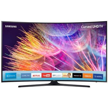 TV-Samsung-49--Smart-Curvo-4K-UHD---DVBT2