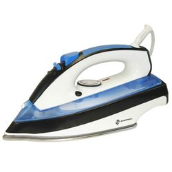 Plancha-a-vapor-Shimasu-con-suela-en-acero---Azul