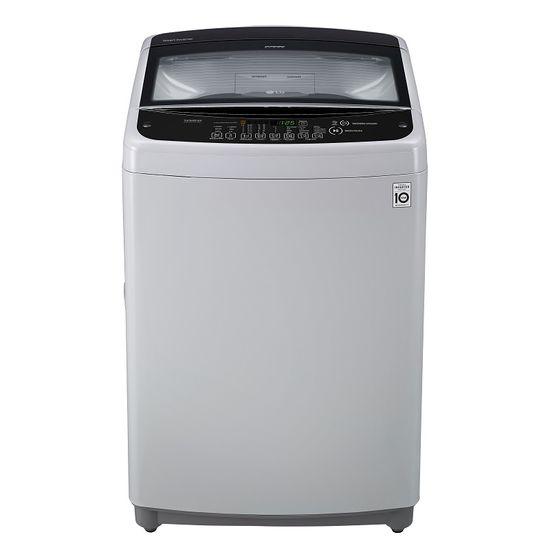 lavadora lg 37 libras 17 kg smart inverter gris electrojaponesa. Black Bedroom Furniture Sets. Home Design Ideas