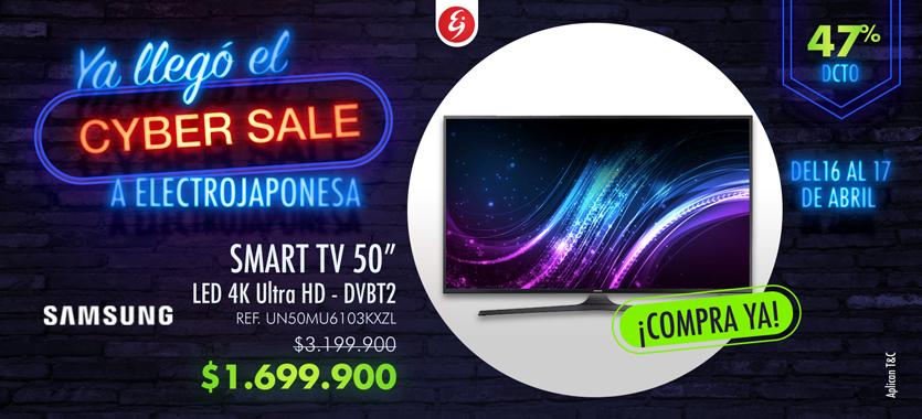 Cyber TV50